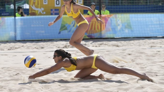 Beach Volley: Η πρόκριση στους Κοινοπολιτειακούς περνά από τη Λάρνακα