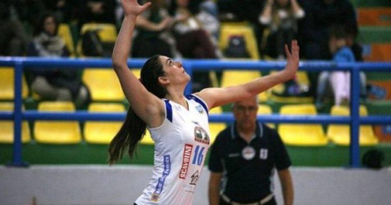 Στον Ολυμπιακό Π. η Κατερίνα Ζακχαίου