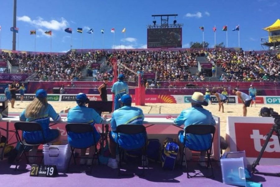 6 - 4 Beach Volley Men