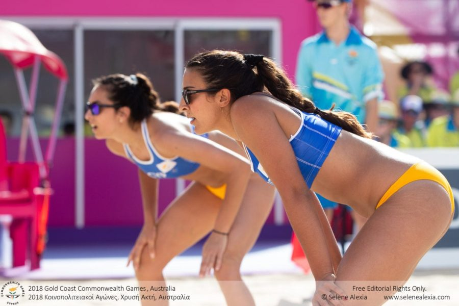 6-4 Beach Volley Women