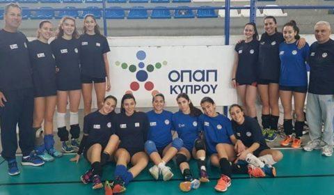 Αποστολή με όνειρα για την Εθνική Γυναικών U19