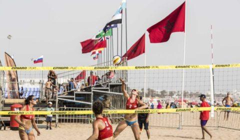 Beach Volley: Προσπάθησαν αλλά βρήκαν… ψηλό εμπόδιο Μαριότα - Ντάρια