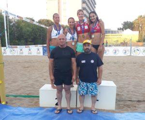 Θέαμα υπόσχεται το 1ο παγκύπριο πρωτάθλημα Beach Volley της χρονιάς