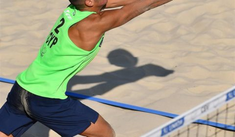 Beach Volley: Στο Ισραήλ κορυφώνεται η προετοιμασία της Εθνικής Ανδρών