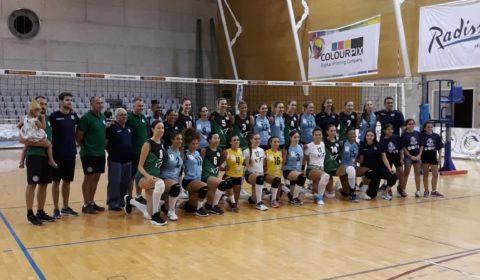 Τριεθνές Τουρνουά: Ανώτερη η Μακάμπι Χ. κέρδισε την αξιόμαχη Ολυμπιάδα