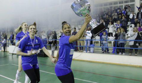 Καετάνο: «Σπουδαίες παίκτριες στο διεθνές τουρνουά»