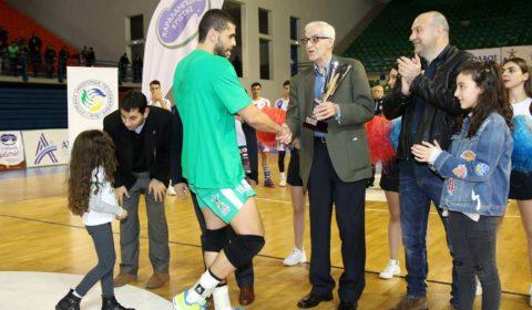 MVP του φάϊναλ φορ o Mπρούνο Άλβες – Αυτοί διακρίθηκαν