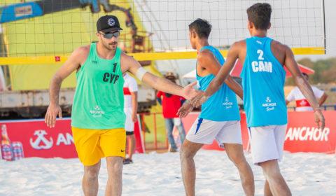 Beach Volley: Ήττα από Σλοβένους για Λιοτατή - Χρυσοστόμου