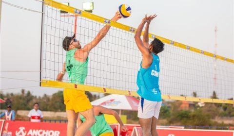 Με φόντο το Πανευρωπαϊκό οι Εθνικές U18 Ανδρών – Γυναικών Beach Volley