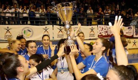 Ονειρική χρονιά για Ανόρθωση – Πήρε το 7ο Κύπελλο και το τρέμπλ