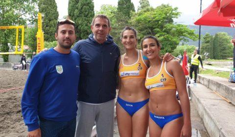 Στην παρουσία Αλ. Μπόρισιτς το 2019 CEV Continental Cup - Λεπτομέρειες