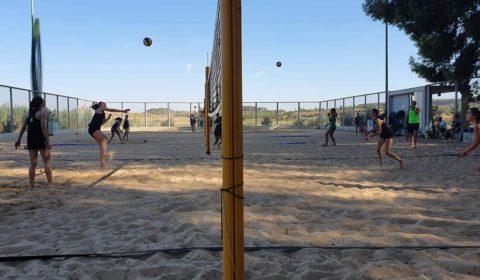 Fun Day Beach Volley: Διασκέδαση και αγώνες για νεαρούς