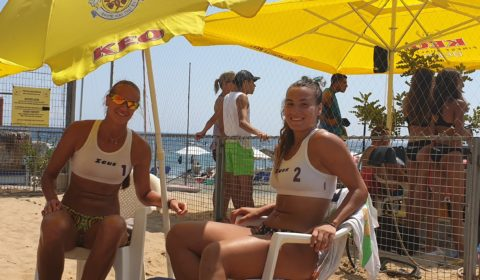 Τελικοί Παγκυπρίου Βeach Volley Γυναικών: Βγήκαν εκπληκτικοί ημιτελικοί