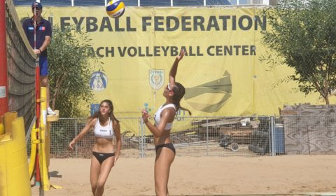 MEVZA U18 Γυναικών: Απολαυστικές Βαλέρια/ Ειρήνη «διέλυσαν» την Κροατία στο top12