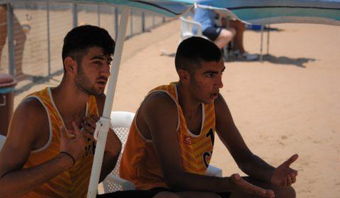 Εντυπωσιάζουν Οδ. Σαββίδης/ Καν. Μιχαήλ στο MEVZA U18