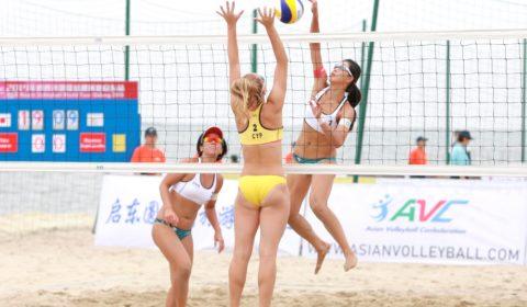 Η Κίνα υποκλίνεται στις Ντάρια/ Μαριότα - Πέρασαν στις «16» του World Tour
