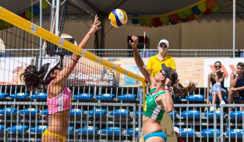 Τελικοί Παγκυπρίου πρωταθλήματος Beach Volley Γυναικών