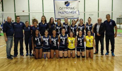 Μεταγραφή ουσίας: Ανανέωσε με την Ολυμπιάδα Ν. η Aμερικανίδα Alli Cudworth