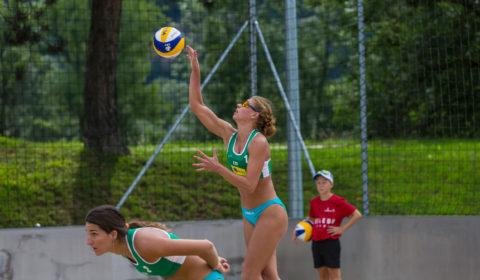 Παγκύπριο Beach Volley Γυναικών: «Σούπερ» συνάντηση κορυφής στον Τελικό