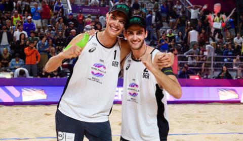 Beach Volley: Άρχισαν διεθνή καριέρα στη Λάρνακα και διεκδικούν την κορυφή του κόσμου