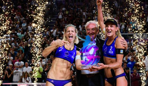 World Tour Βeach Volley: Γερμανίδες και Ρώσοι κατέκτησαν... τον κόσμο και την κορυφή