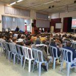 «Μετακόμισε» στη Λάρνακα το School Project (Φωτογραφίες)