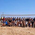 Κέρδισε τις εντυπώσεις το 1ο Παγκύπριο τουρνουά beach volley Αγοριών (ΦΩΤΟΣ)