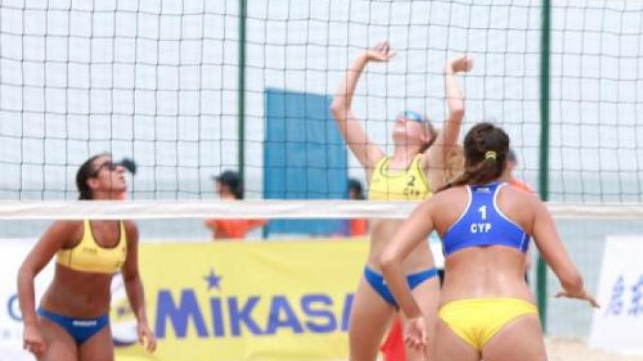 Continental Cup Μαδρίτης: Πάλεψαν στα ίσα αλλά έχασαν Daria / Zώγια